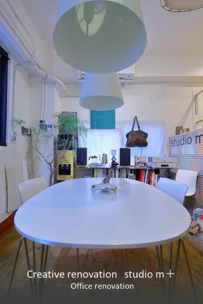 デスク (Office renovation)