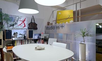 Office renovation (ロフト2)