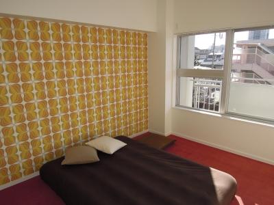 ベットルーム (もうひとつのホテル住まい MOTEL Life)