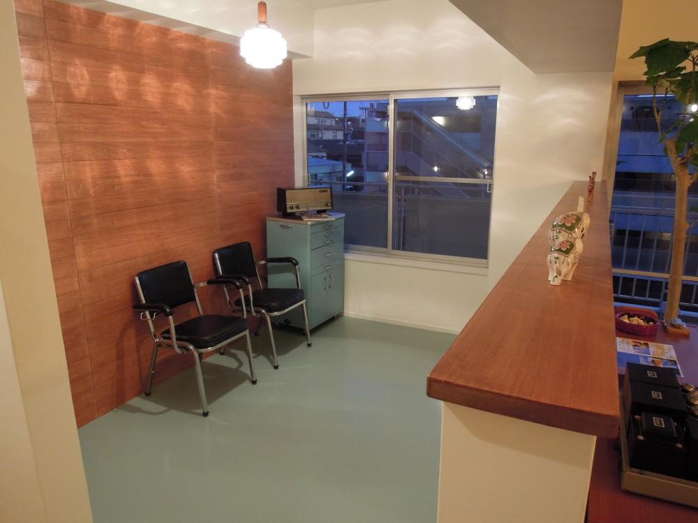 もうひとつのホテル住まい MOTEL Life (Work Room)