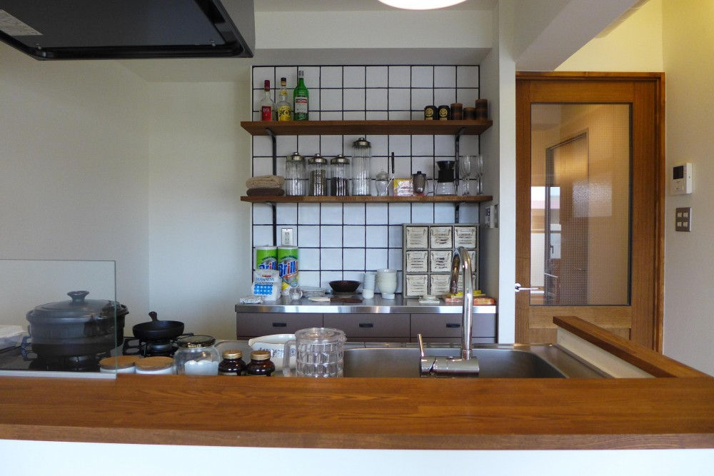 SIMPLE STANDARD~ナチュラルな手触り~ (キッチン)