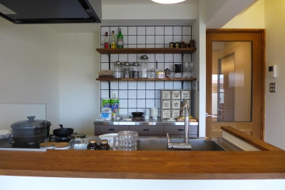 キッチン (SIMPLE STANDARD~ナチュラルな手触り~)