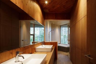 キッチン (BL山荘)