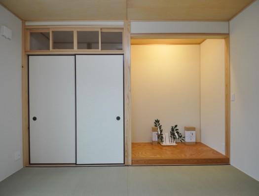 久万高原の家2014の部屋 和室