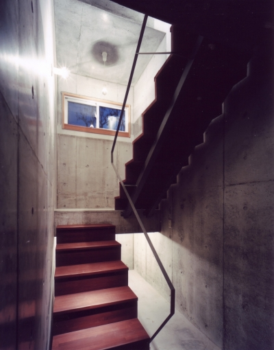 CAFE (階段)