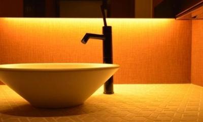 洗面台|「海外から見た」ジャパニーズモダン