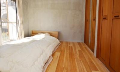 アジト (寝室)