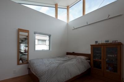 ベッドルーム (小さくて広い家)