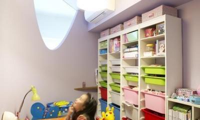 Cucumber—そこにいたくなる楽しい子ども部屋 (子ども部屋)