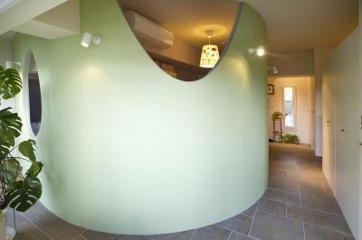 子ども部屋(外観) (Cucumber—そこにいたくなる楽しい子ども部屋)
