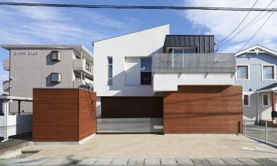 富士の家 (外観)