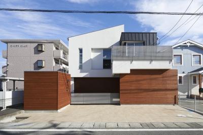 外観 (富士の家)