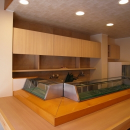 和食のお店 (カウンター)