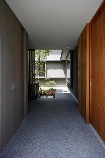 函南町の家 (通り土間)