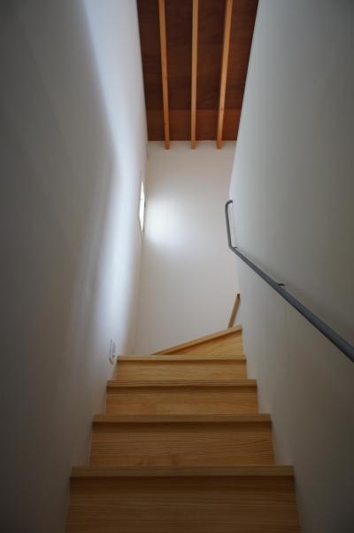 函南町の家 (階段)