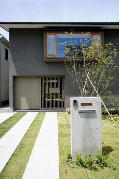 函南町の家 (外観)