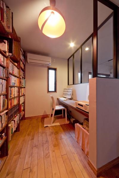ホビースペース (【2×4】趣味と暮らす家)