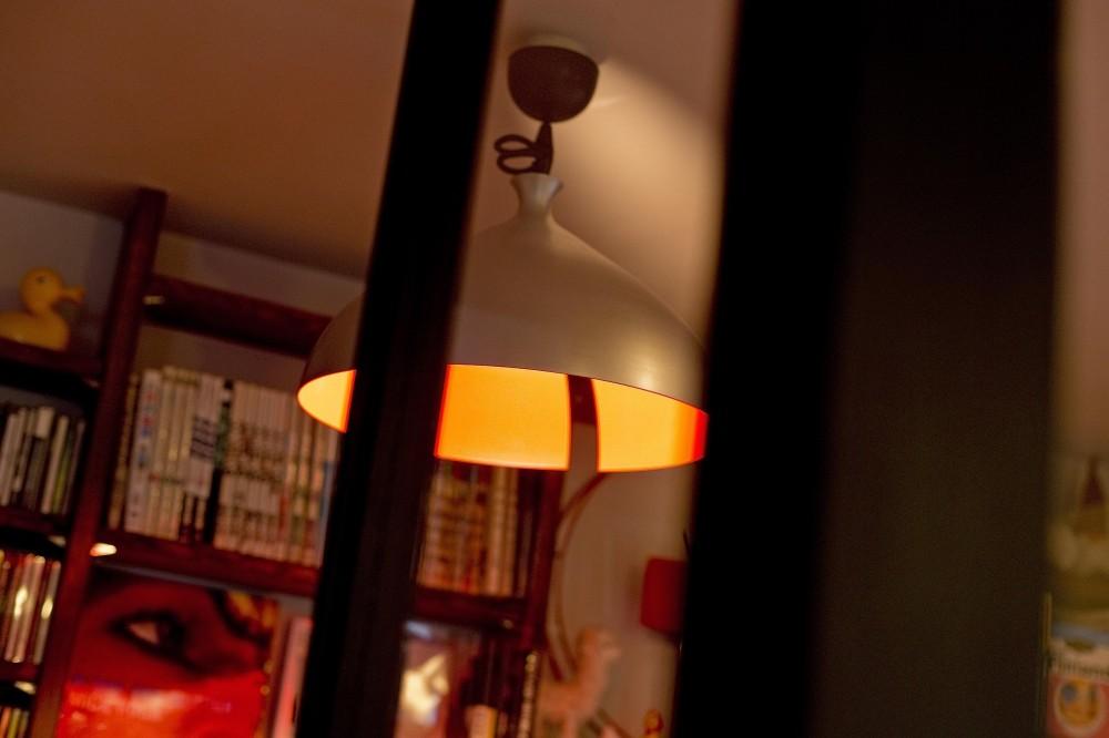 【2×4】趣味と暮らす家 (照明)