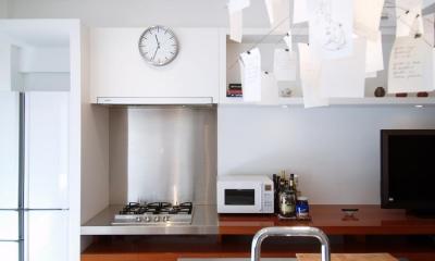 dinghy—上質でスタイリッシュな大人の空間 (キッチン)