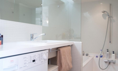 dinghy—上質でスタイリッシュな大人の空間 (バスルーム)