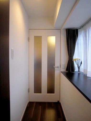 Y邸 マンション改装の部屋 玄関