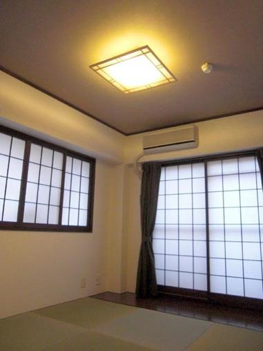 Y邸 マンション改装の部屋 和室