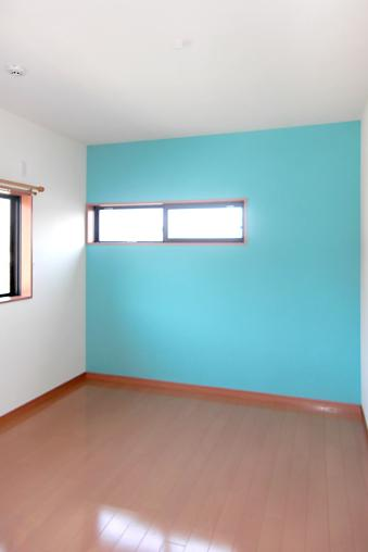 M邸 二世帯住宅の部屋 2F洋室