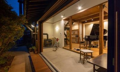 House Ookimati (土間)