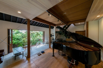 House Ookimati (ピアノスペース)