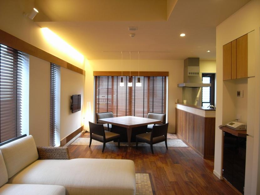 信州の住宅の部屋 LDK