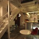 夢をたくさん詰め込んだカフェスタイルハウス
