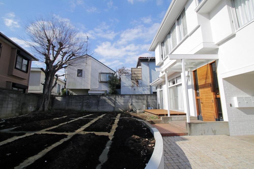 リノベーション×シェアハウスで菜園を育てながら満喫するスローライフ (外観)