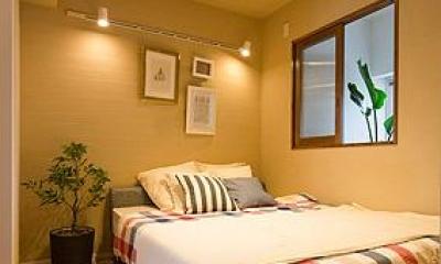 快適な眠りにこだわった寝室 風を感じるリノベーション エコミックススタイル