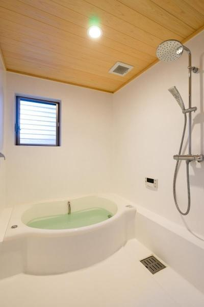浴室 (H邸)