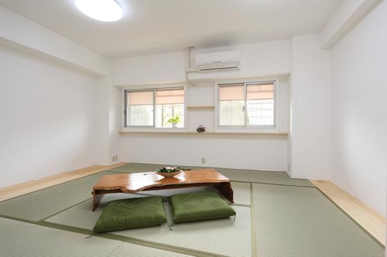 寝屋川市 M様邸|マンションリノベーション工事の部屋 広い和室