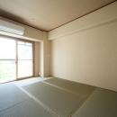 寝屋川市 O様邸|マンション全面リノベーション工事の写真 和室