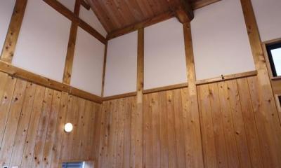 築54年の蔵を寝室にリノベーション|枚方市 T様邸蔵と母屋のリノベーション工事