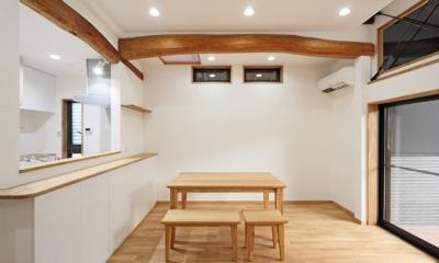 枚方市 T様邸蔵と母屋のリノベーション工事