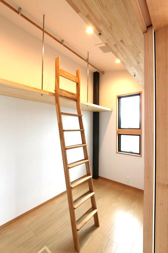K・プラン・サ-ビスの注文住宅の家 (主寝室の奥に約4.2帖のウォークインクローゼット)