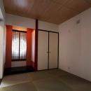 「Kurenai色のある家」の写真 落ち着き和室