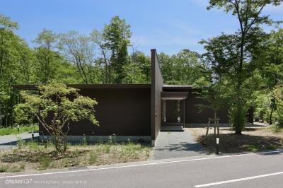 外観 (038那須Fさんの家)
