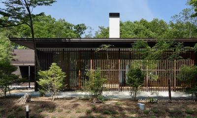 外観|038那須Fさんの家