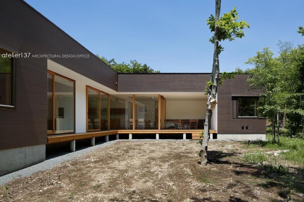 038那須Fさんの家 (外観)