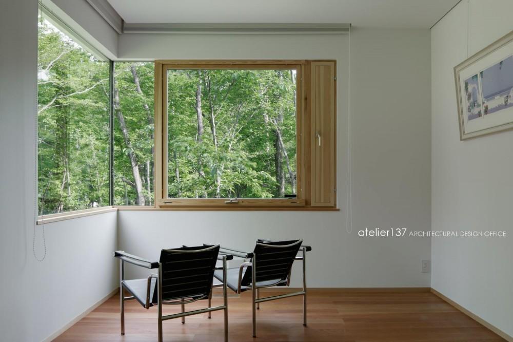 038那須Fさんの家 (寝室)