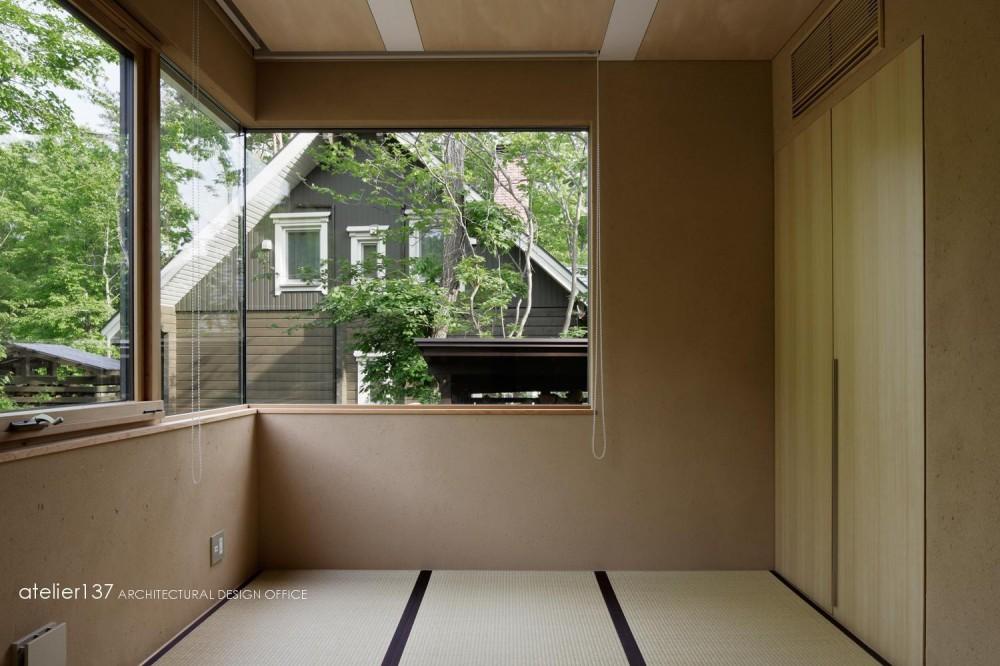 038那須Fさんの家 (和室)