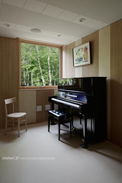 音楽室 (038那須Fさんの家)
