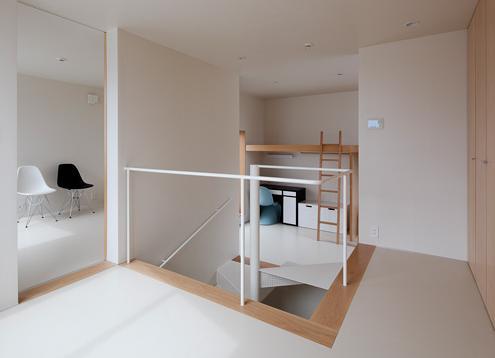 東綾瀬の家の部屋 洋室