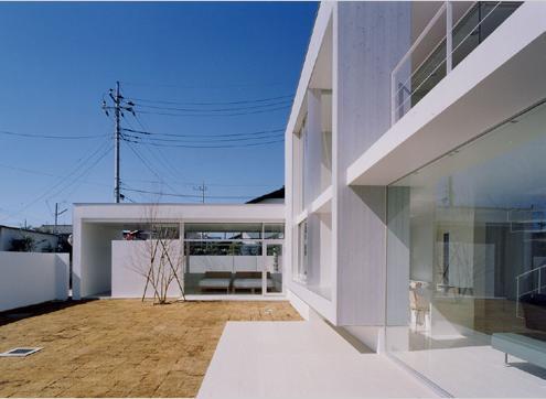 石岡の家 (リビングと一体感のある空間)