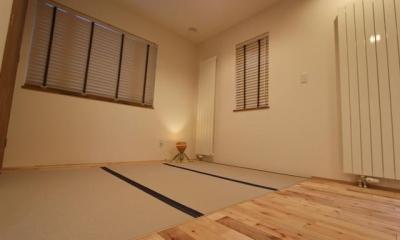 彩りの家 (畳コーナー)
