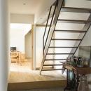 西和人の住宅事例「軽海の家」